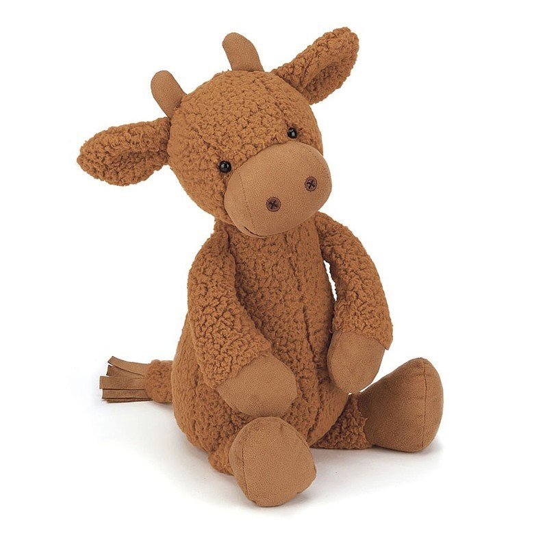 Whimsey Cow Soft Toy