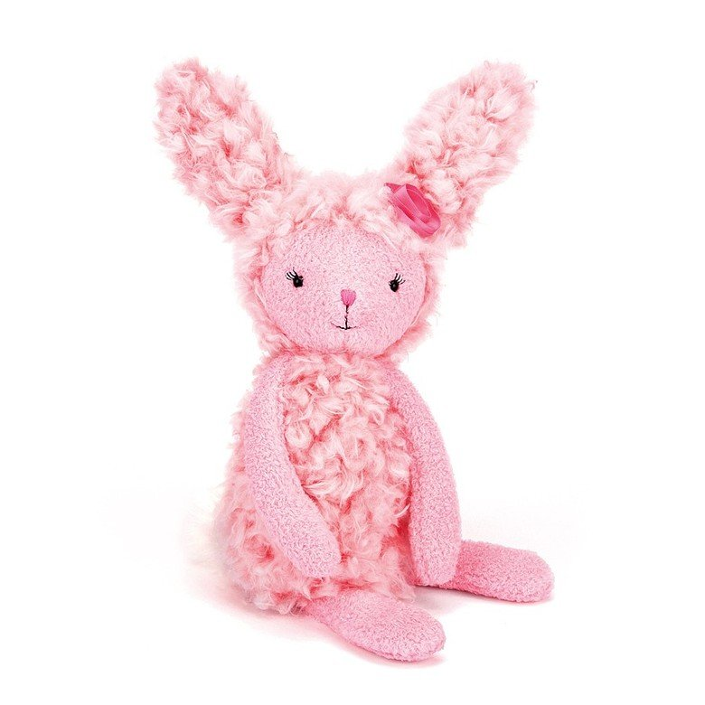 Bunny Wunny Pink Soft Toy