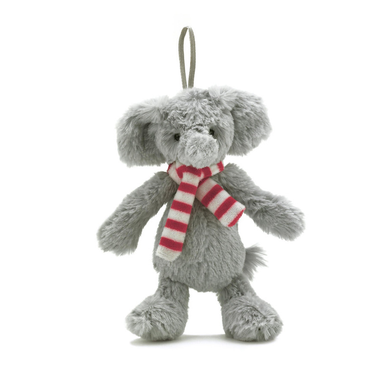 Xmas Bashful Elly Soft Toy