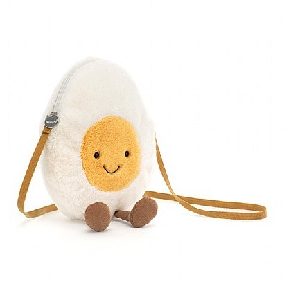 Amuseable Happy Boiled Egg Bag