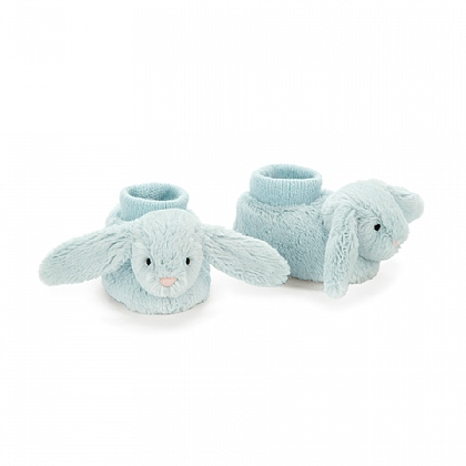 Bashful Beau Bunny Booties