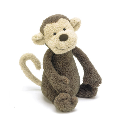 Bashful Monkey Chime