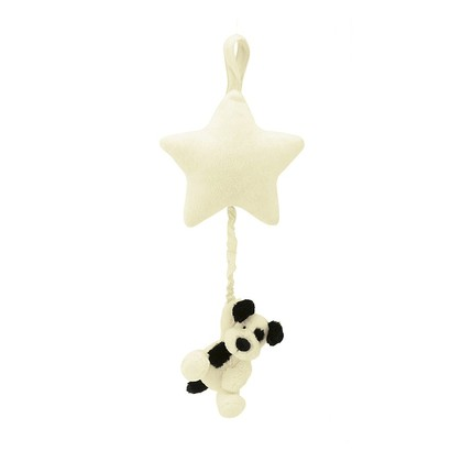 Bashful Puppy Star Musical Pull