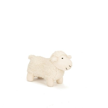 Barn Buddy Sheep Squeaker Toy