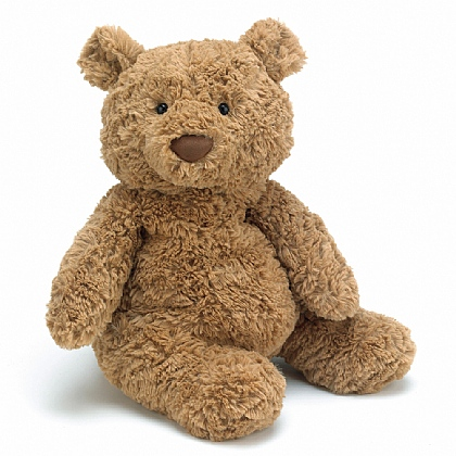 Bartholomew Bear Soft Toy