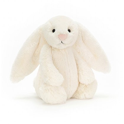 Bashful Cream Bunny Soft Toy