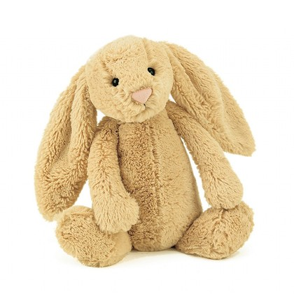Bashful Honey Bunny Soft Toy