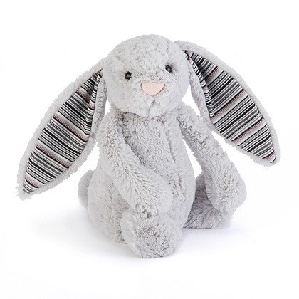 Bashful Blake Bunny Soft Toy