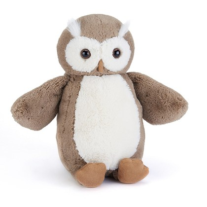 Bashful Barn Owl Soft Toy