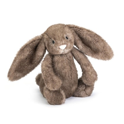 Bashful Pecan Bunny Soft Toy