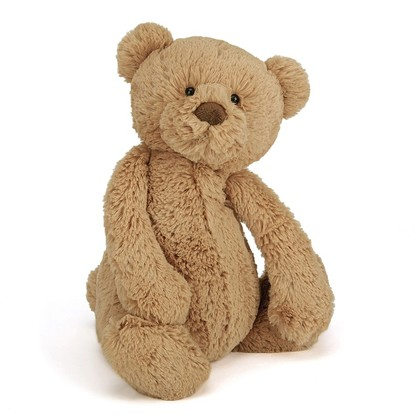 Bashful Bear Cub Soft Toy