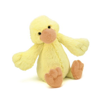 Bashful Duckling Soft Toy