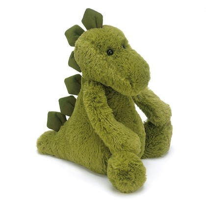 Bashful Dino Soft Toy