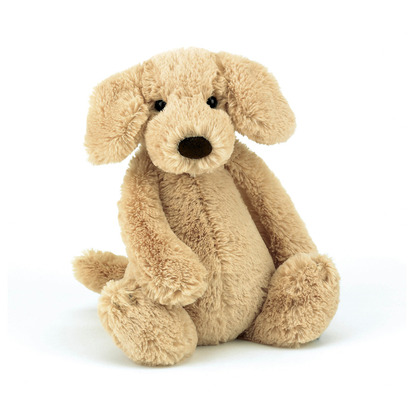 Bashful Labrador Soft Toy