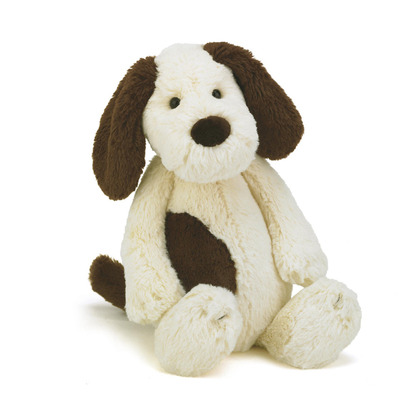 Bashful Mutt Soft Toy