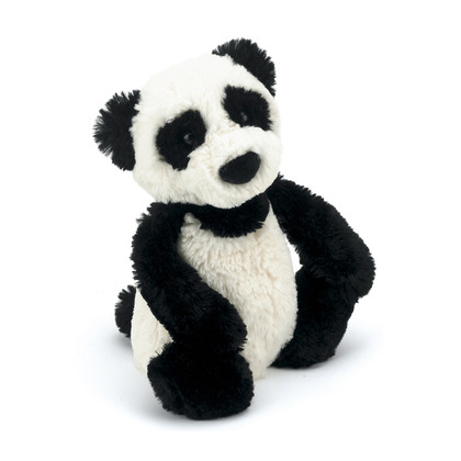 Bashful Panda Soft Toy
