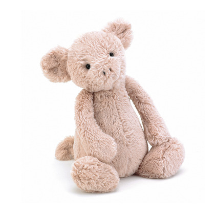 Bashful Pig Soft Toy