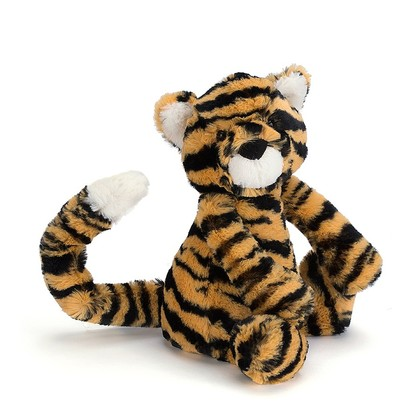 Bashful Tiger Soft Toy