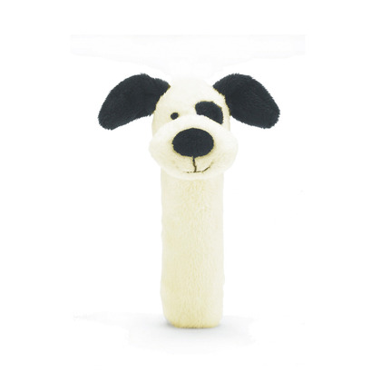 Bashful Puppy Squeaker Squeaker Toy