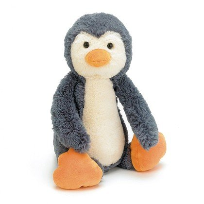 Bashful Penguin Soft Toy