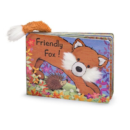 Friendly Fox Book