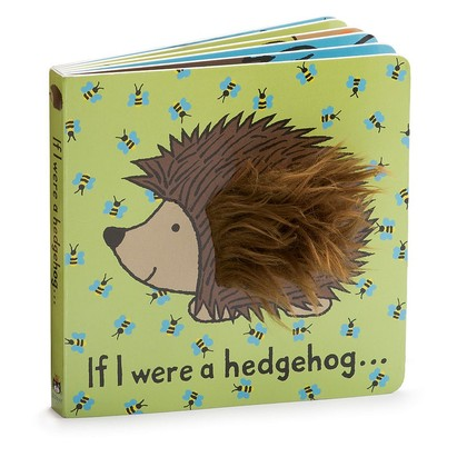 If I were a Hedgehog Book
