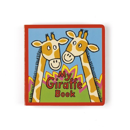 My Giraffe Board Book