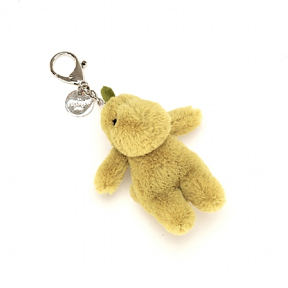 Bashful Dino Bag Charm