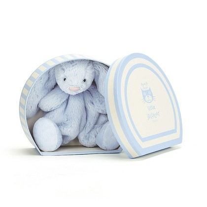 Boubou Blue Bunny Soother