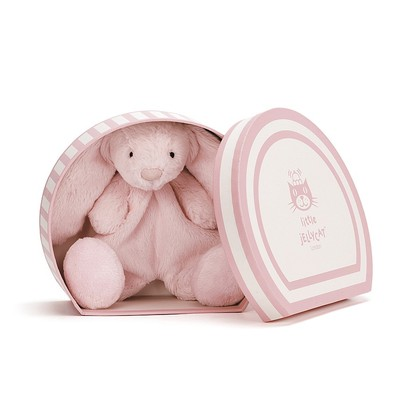 Boubou Pink Bunny Soother
