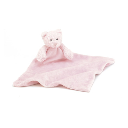 Bebe Pink Bear Soother