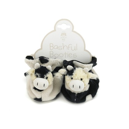Bashful Cow Booties