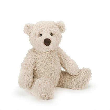 Biscuit Bear Soft Toy