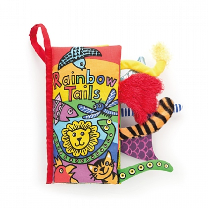 Tails Rainbow Book