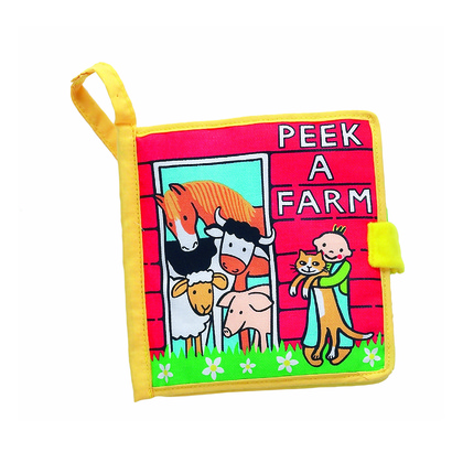 Peek-A-Farm Book