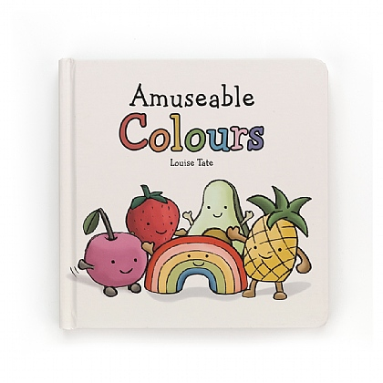 Amuseable Colors Book