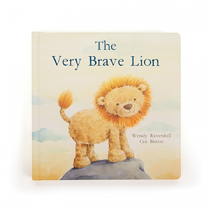 The Very Brave Lion Gift Books