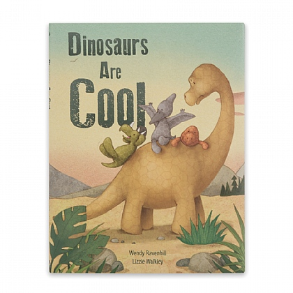 Dinosaurs Are Cool Gift Books
