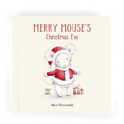 Merry Mouse Book