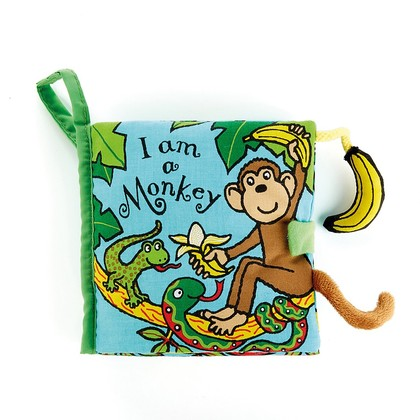 I am a Monkey Book