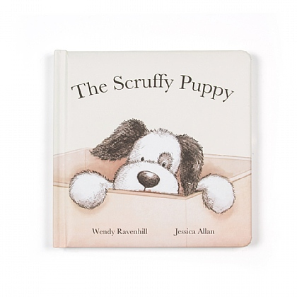 Scruffy Puppy Book