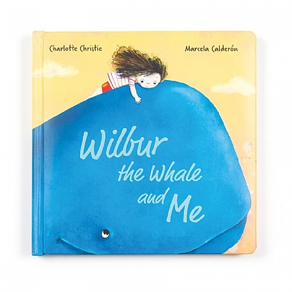 Wilbur Whale and Me Book