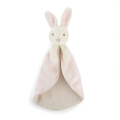 Bobtail Bunny Pink Soother