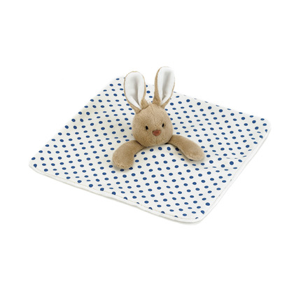 Puff Blue Bunny Soother