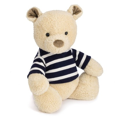 Breton Bear Soft Toy