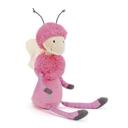 Bugbelle Butterfly Soft Toy