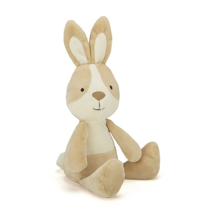 Caramel Bunny Soft Toy
