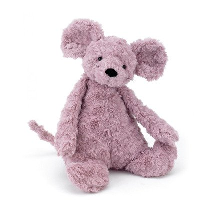Charmed Marcella Mouse Soft Toy