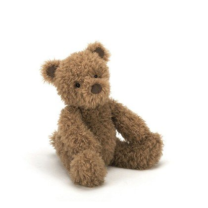 Cinnamon Bear Soft Toy