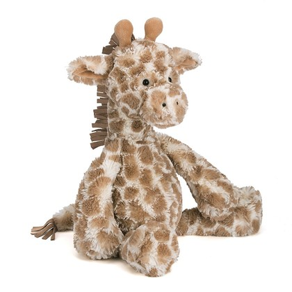 Dapple Giraffe Soft Toy